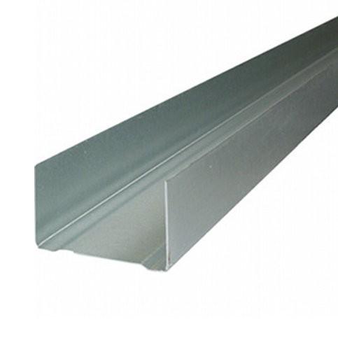 Rail métallique 3m x 90/28mm, l'unité