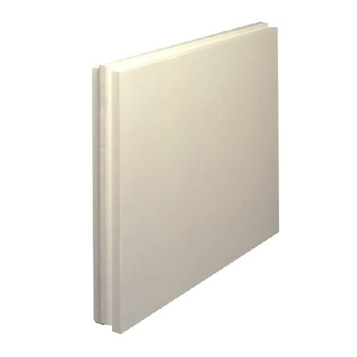 Carreaux de plâtre plein, épaisseur 7 cm, l'unité