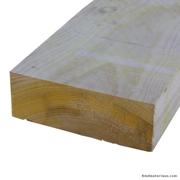 Bois charpente 63x175 en 4,5 ml