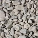 Gravillons de marne 6/20 en vrac, la tonne