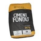 Ciment fondu en sac de 25 Kg