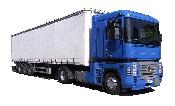 Camion semi-remorque